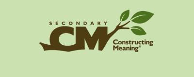 Virtual Secondary Constructing Meaning Institute